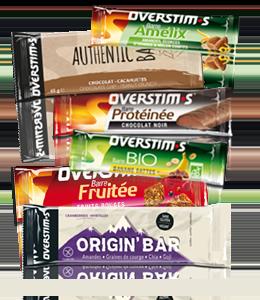 6 Bars variety pack
