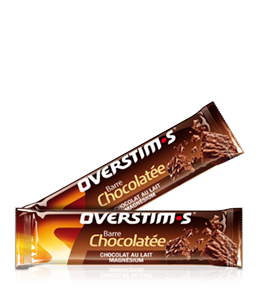 Chocolate-magnesium bar