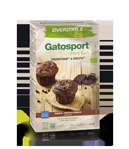 Organic Gatosport muffins