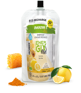 Organic honey Energix
