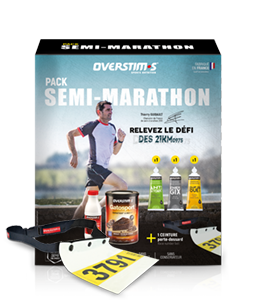 Semi-marathon pack