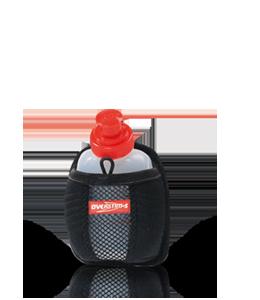 Removable flask holder
