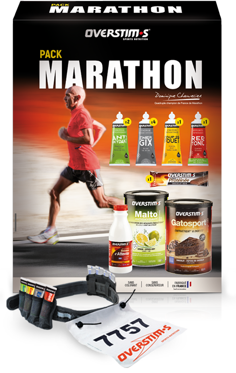 Marathon Pack