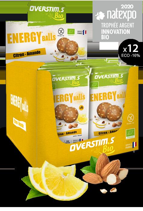 Organic Energy balls