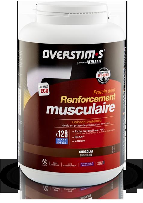 Muscle reinforcement