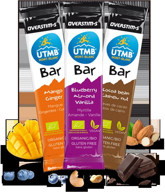 Organic UTMB Bar